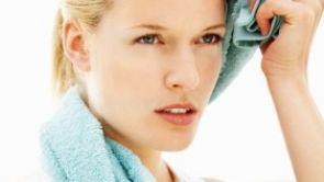 Liečba hyperhidrózy (nadmerného potenia)